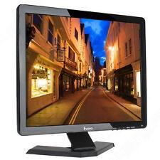 19 Zoll Monitor 1080P ultra HD LCD TFT Schirm USB VGA HDMI BNC AV für CCTV DVR