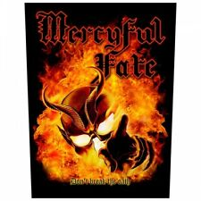 MERCYFUL FATE - Don't Break The Oath Rückenaufnäher Patch Backpatch