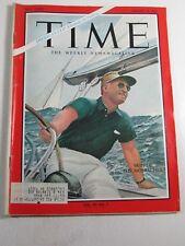 Time Magazine- August 18, 1967- Skipper Bus Mosbacher