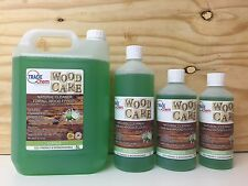 WOOD CARE - Natural Cleaner & Protector for Wood Floors & Laminate - CITRUS 5L