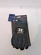 New with Tags! Empire Contact Ft Gloves Black Paintball Xl