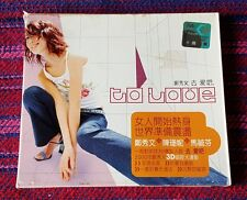 Sammi Cheng ( 鄭秀文) ~ 去愛吧 (CD + VCD) ( Malaysia Press ) Cd