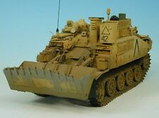 1/35th Accurate Armour British Combat Engineer Tractor (CET)
