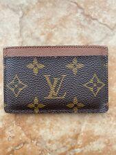 Louis Vuitton Card Holder Monogram Sleeve