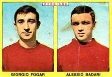 Figurina Calciatori Panini 1966-67! Fogar/Badari! Reggiana! Ottima!!