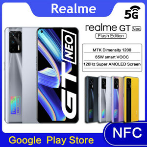 6.43 in Realme GT Neo Flash Edition 5G Dimensity 1200 65W Fast Charging 4500mAh