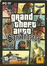 Grand Theft Auto San Andreas Engl (PC only the Steam Key Download Code) NO DVD