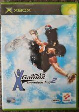 ESPN Winter X Games Snowboarding 2-Xbox (Pal, komplett)