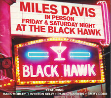 MILES DAVIS IN PERSON FRIDAY & SATURDAY NIGHT AT THE BLACK HAWK (NEW SEALED 2CD)