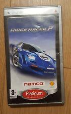 NEW!! SONY PSP- Ridge Racer 2