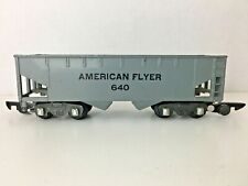 "*AMERICAN FLYER 640* ""HOPPER CAR"""