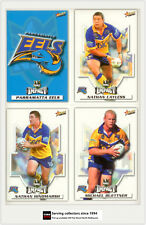 2001 Select NRL Impact Card Honor Roll Hr2 2000 World Cup Champions Australia