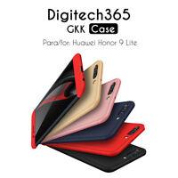 Funda carcasa GKK 3 en 1 completo 360º para Huawei Honor 9 Lite