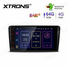 "AUTORADIO 8"" Android 9.0 4GB 64Gb Audi A3 8p 2003-2012 Navigatore Bluetooth Usb"