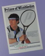 Prince de Wimbledon, Olympus SPORT-Original 1980 S pleine page magazine PUB