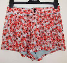 H&M Hot Pants Floral Shorts for Women