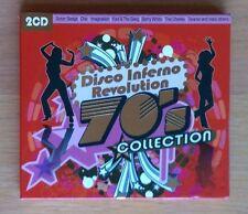 Disco Inferno Revolution: 70's Collection - Double CD Set - EAN 8712155109911