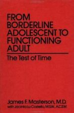 From Borderline Adolescent to Functioning Adult: The Test of Time by Masterson