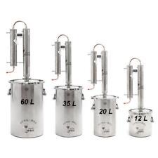 Home Distiller Moonshine Still Spirits Wine Water Alcohol Oil 20L Brew Kit