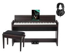 Korg LP-380 RW Digitalpiano Set 88 Tasten 22W Verstärker Bank Kopfhörer Rosewood