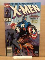 Uncanny X-Men 268 (Sep 1990, Marvel) Jim Lee