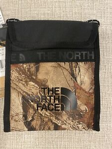 The North Face Bozer Neck Pouch, NWT, Camouflage