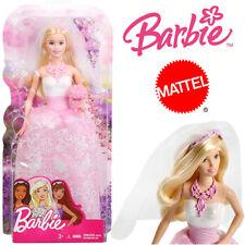 BARBIE SPOSA CON BUCHE' BAMBOLA BARBI MATTEL CFF37
