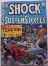 SHOCK SUSPENSTORIES #3 (1952) FN 6.0  GOLDEN AGE E.C HORROR