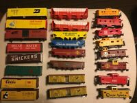 HO Scale Lot of 24 Cars for Parts or Repair Great for Customs LTA1