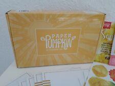 Stampin up ✿ Projektset Paper Pumpkin Sonne Pur ✿  Stempel Spot NEU Gelb OVP