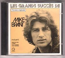 Mike Brant - Les Grand Succes (CD, 2009, Gamma)