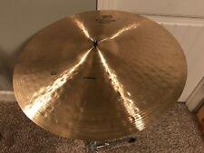 """Zildjian K Constantinople Bounce 22"""" Ride Cymbal 2466 grams Light Free Shipping!"""