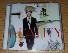 "DAVID BOWIE  ""Reality""    NEW (CD, 2003)"