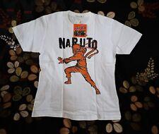 NARUTO X UNIQLO UT Graphic Men's Tee Shirts M=S(US,EURO) DEAD STOCK Super Rare4