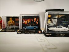 Aston Martin DB5 Coupe James Bond 007 - 1:72 diecast set of three.