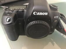 Canon EOS 5D Mark II 21.1MP Digital SLR Body