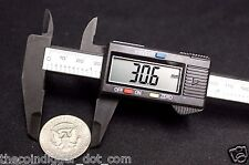 "Digital Caliper Coin Stamp Jewlery Electronic ✯ CARBON COMPOSITE 6"" Inch 150mm"