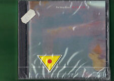 PET SHOP BOYS - DISCO CD  NUOVO SIGILLATO