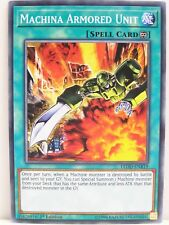 Yu-Gi-Oh - 2x #B019 Machina Armored Unit - LEDD - Legendary Dragon Decks 3