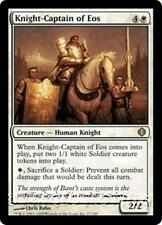 KNIGHT-CAPTAIN OF EOS Shards of Alara MTG White Creature — Knight Soldier RARE
