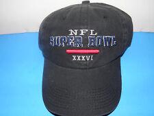 35e47b1b4cb NFL Super Bowl XXXVI 36 NE Patriots vs St Louis Rams Logo Hat (NWT)