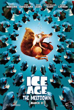 Ice Age movie poster - 11 x 17 inches - The Meltdown