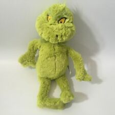 New Dr. Seuss Grinch christmas Stuffed Animal toy 13 inch