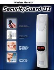 NESS SECURITYGUARD III (SGIII) WITH TWO WAY VOICE & 3G GSM - NO SIM