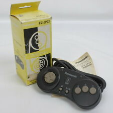 3DO Controller Pad FZ-JP2X Boxed Panasonic Tested JAPAN Game Ref 2024