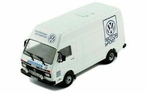 1/43 Ixo Volkswagen LT Rallye Assistance Neuf En Boite Livraison À Domicile