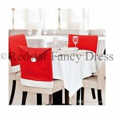 Décorations de table de Noël Nappe rouge pour la maison