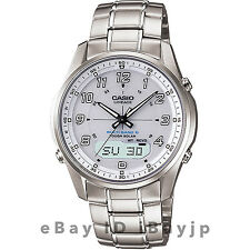 Casio Lineage LCW-M100D-7AJF Tough Solar Atomic Multiband 6 Mens Watch