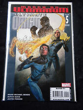 Ultimate Origins #5 Variant Cover NM (9.4)
