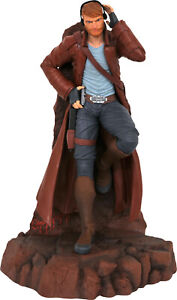 """Guardians of the Galaxy - Star-Lord Comic Marvel Gallery 9"""" PVC Diorama Statue"""